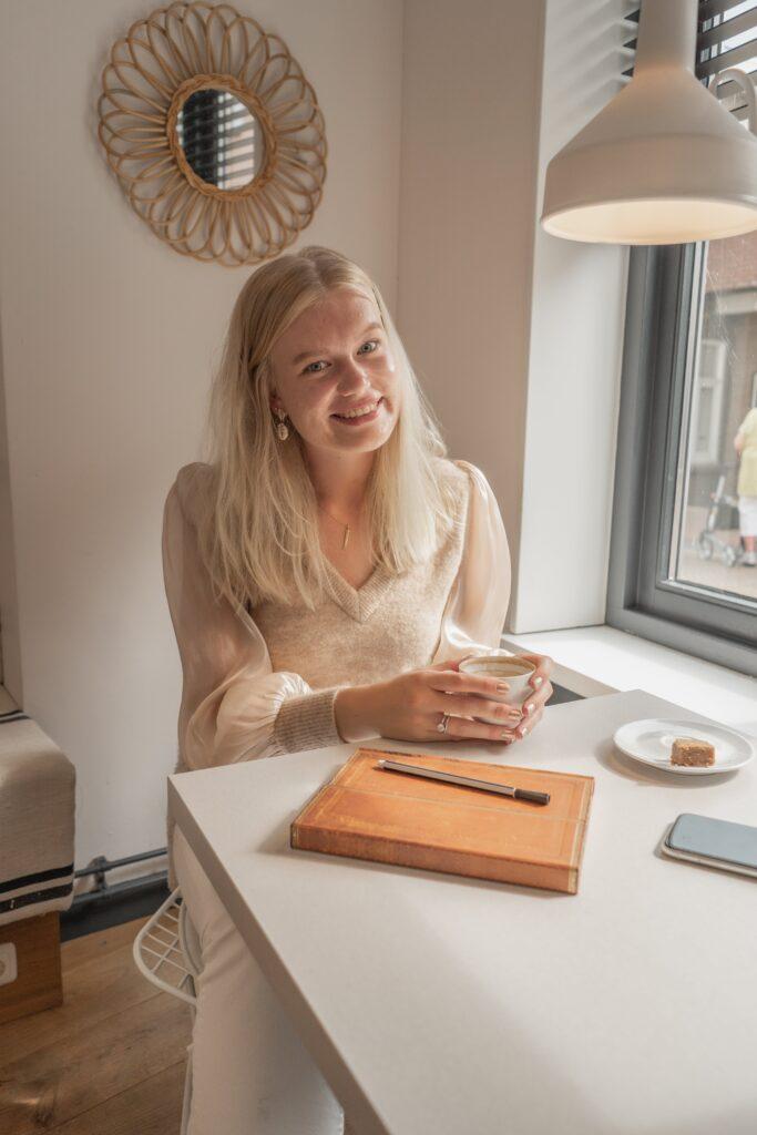Ilse de Boer Ondernemer Website met professionele uitstraling